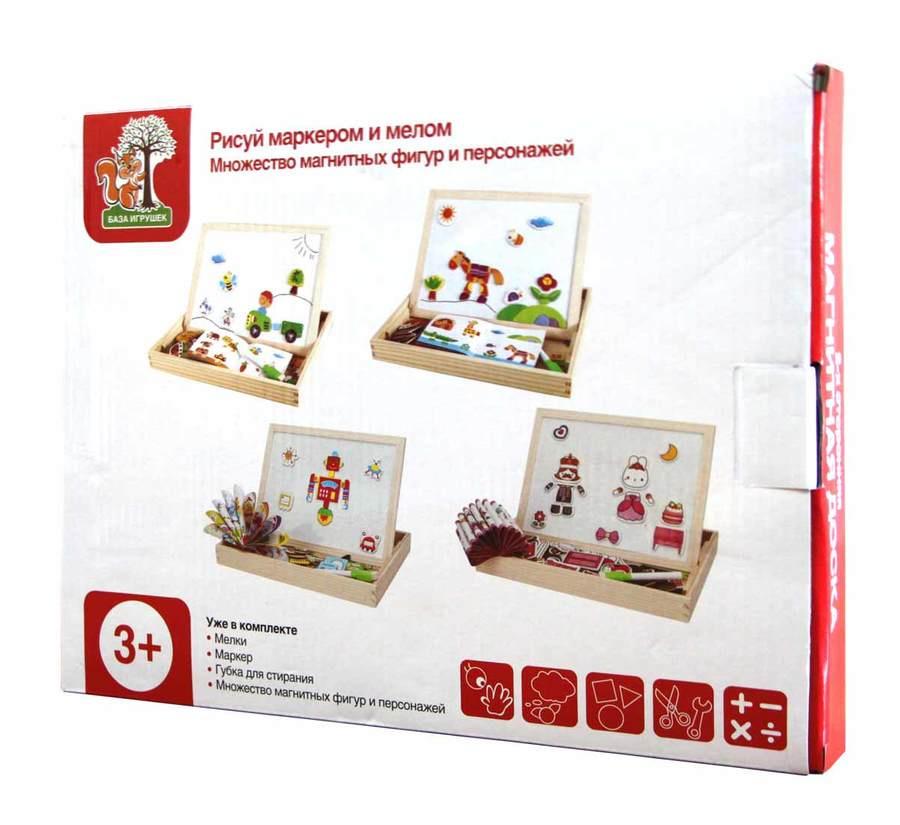 Доска магнитная База игрушек 2015 (7466)
