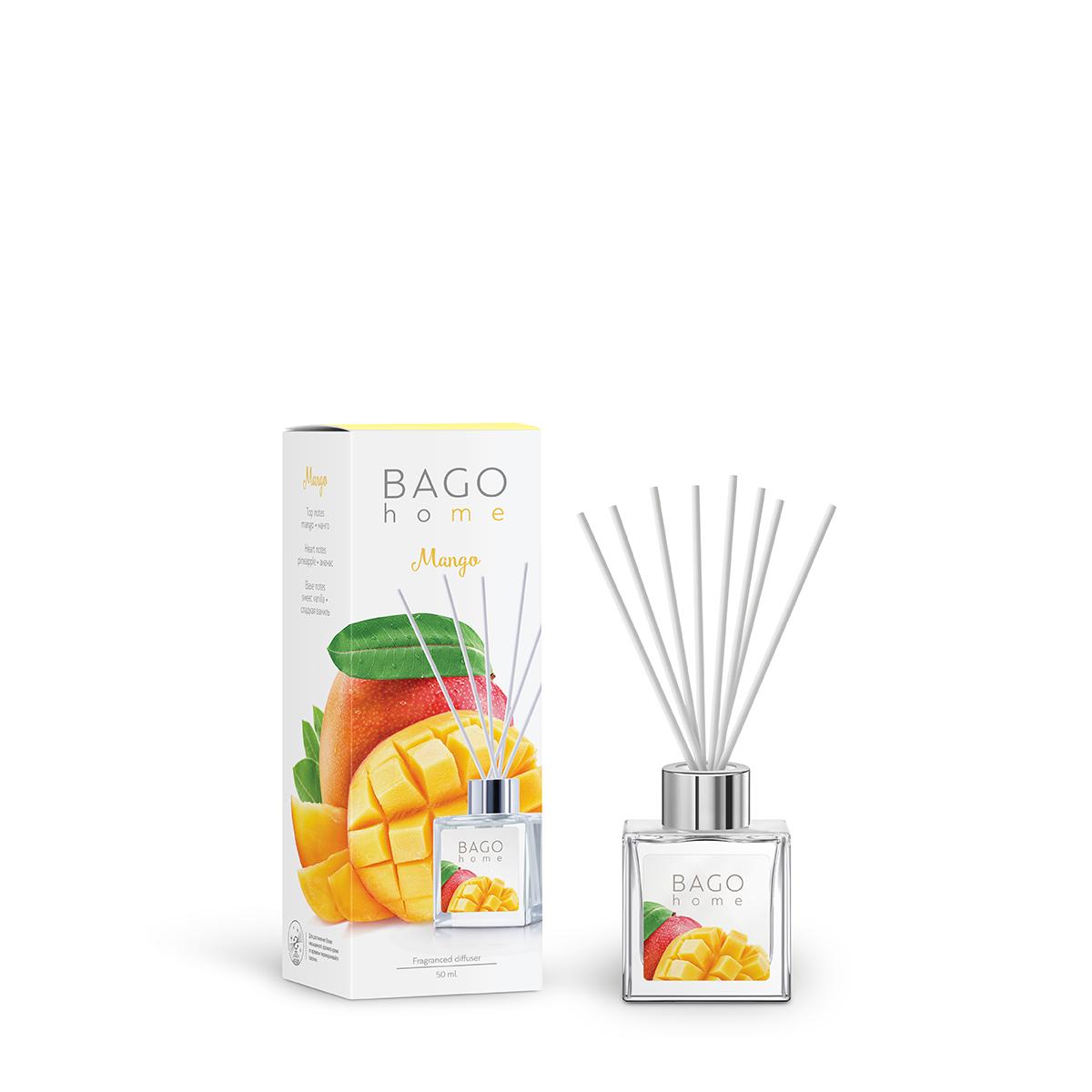 купить Ароматизатор интерьерный BAGO home Мини-диффузор ароматический