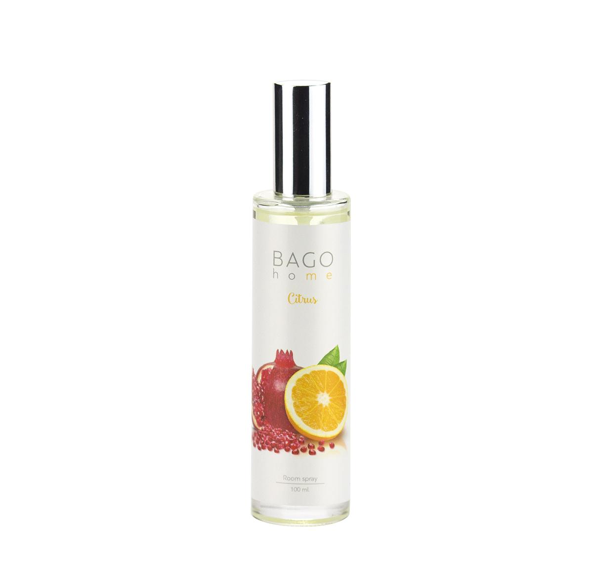 Освежитель воздуха BAGO home Спрей ароматический