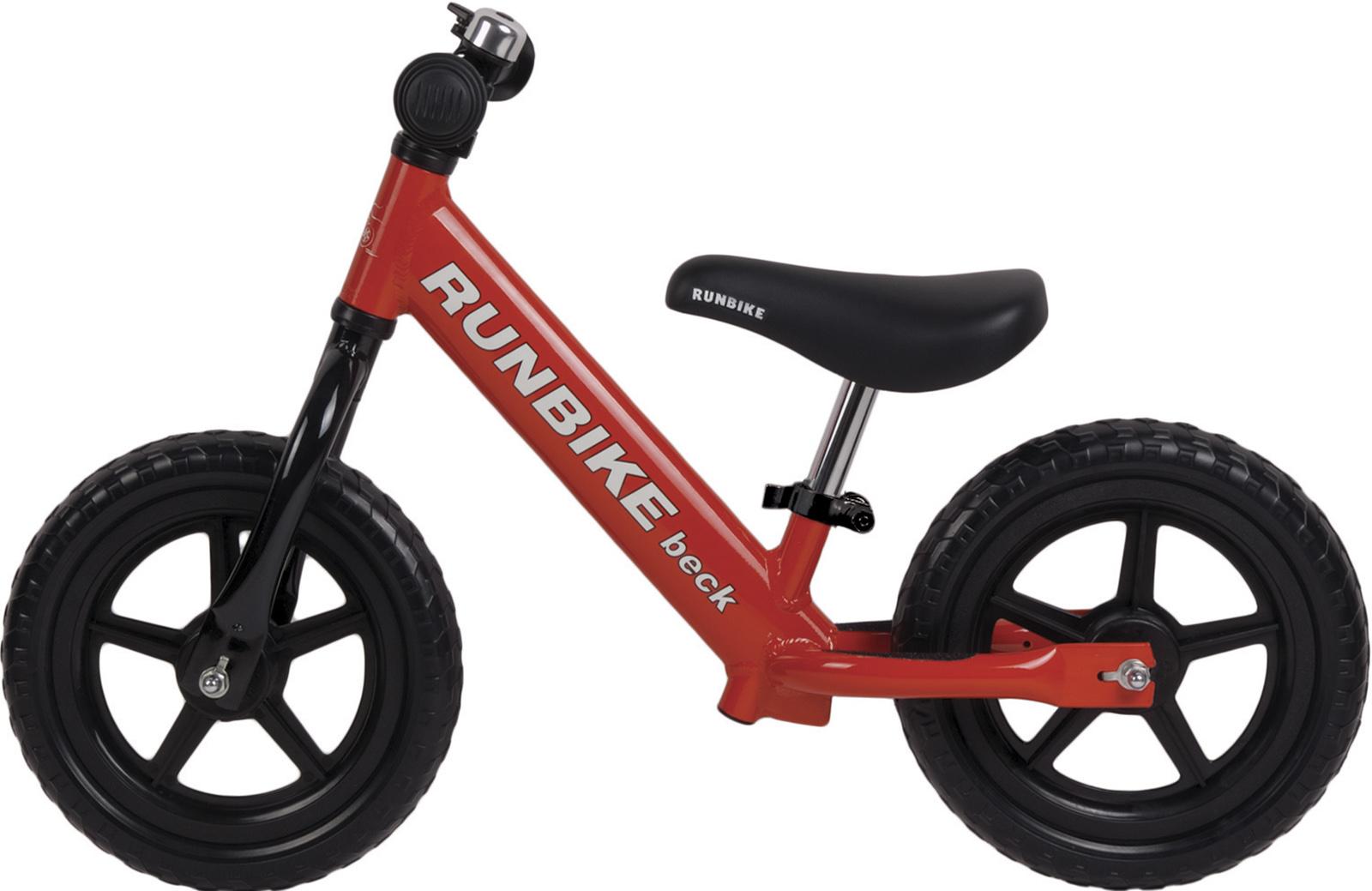 Беговел Runbike beck ALX, красный