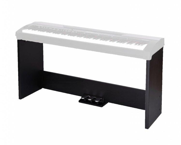 Стойка для муз. инструмента Medeli ST430, черныйmaУТ000000298Medeli ST430 Стойка с блоком педалей для цифрового пианино SP3000, SP4000 и SP4200