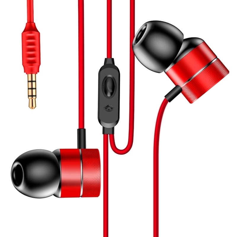 Наушники Baseus NGH04-09, красный, черный baseus encok wire c16 red ngc16 09