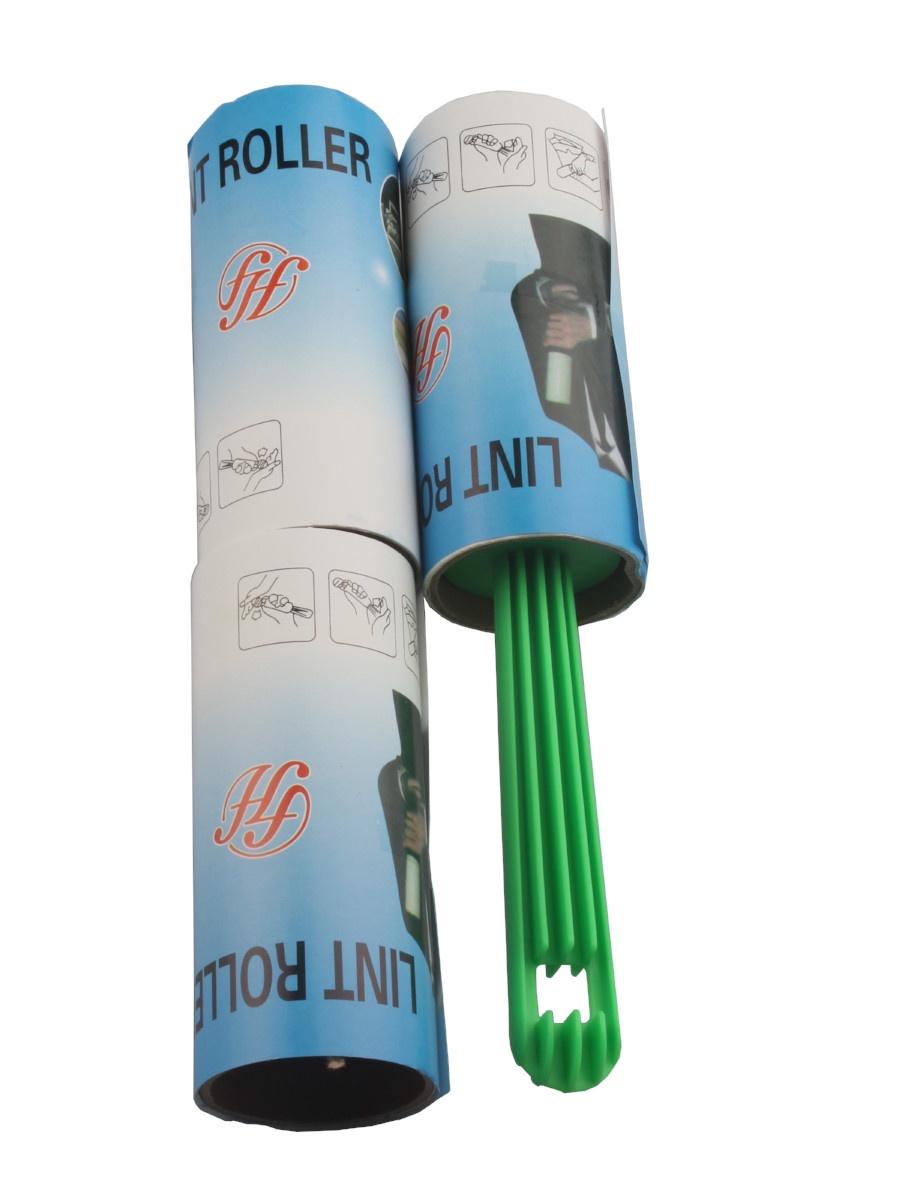 Ролик-щетка для снятия ворсинок  L.A.G. 1913488, зеленый