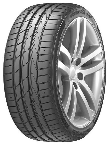 Шины для легковых автомобилей Hankook Шины автомобильные летние 225/50R 17 94 (670 кг) W (до 270 км/ч) летние шины michelin 225 55 r17 101h latitude cross