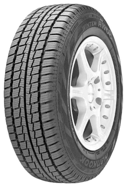 цена на Шины для легковых автомобилей Hankook Шины автомобильные зимние 185/75R 16 102 (850 кг) R (до 170 км/ч)