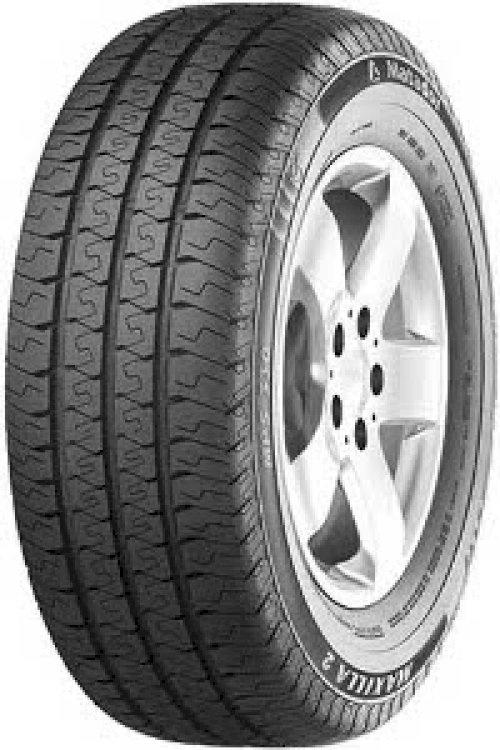 Шины для легковых автомобилей Matador Шины автомобильные летние 104 (900 кг) R (до 170 км/ч) летние шины michelin 195 r14c 106 104r agilis