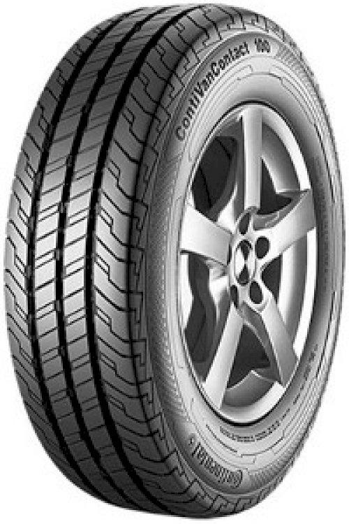 Шины для легковых автомобилей Continental Шины автомобильные летние 104 (900 кг) Q (до 160 км/ч) шина к 197 195 r14с 106 104q