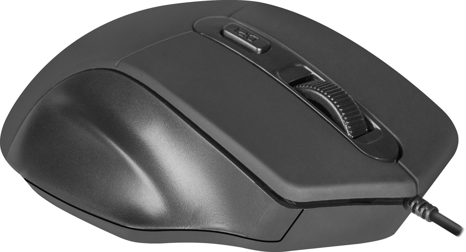 Игровая мышь Defender Datum MB-347, черный игровая мышь qilive m555bu