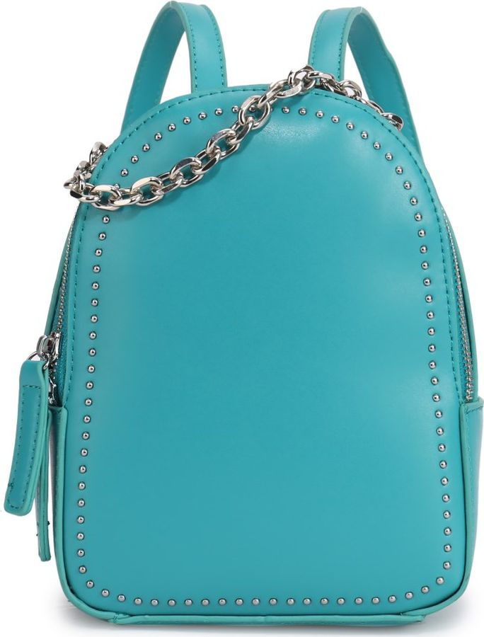 цена Рюкзак женский OrsOro, DS-998/3, голубой онлайн в 2017 году
