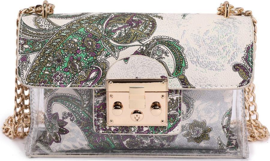 Сумка женская OrsOro, CS-973/2, белый сумка женская orsoro cs 952 3 белый
