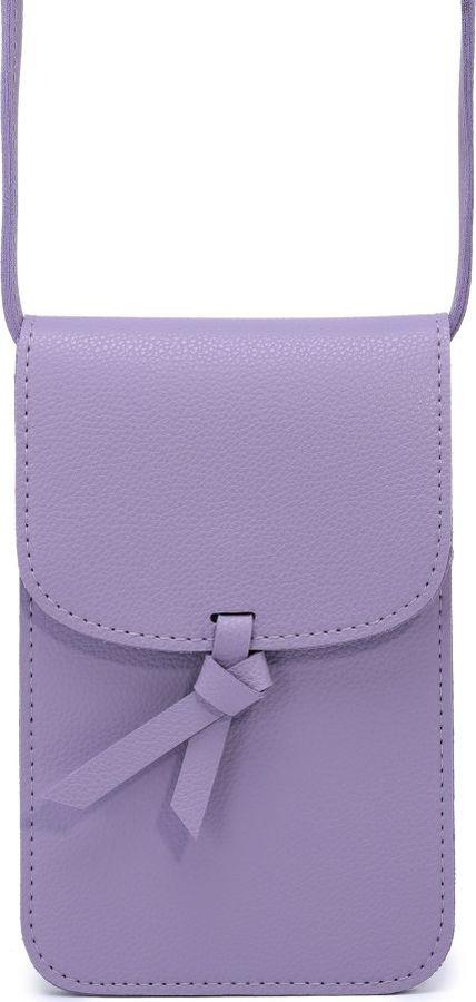 Сумка женская OrsOro, CS-943/3, сиреневый сумка женская orsoro cs 952 3 белый