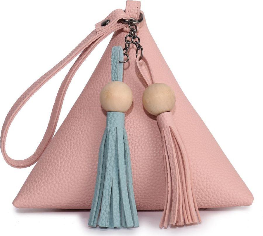 Сумка женская OrsOro, CS-944/3, розовый сумка женская orsoro cs 952 3 белый