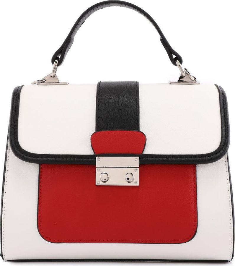 Сумка женская OrsOro, CS-962/3, красный сумка женская orsoro cs 952 3 белый
