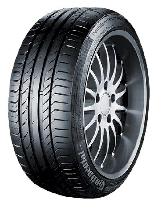 Шины для легковых автомобилей Continental Шины автомобильные летние 255/40R 21 102 (850 кг) Y (до 300 км/ч)