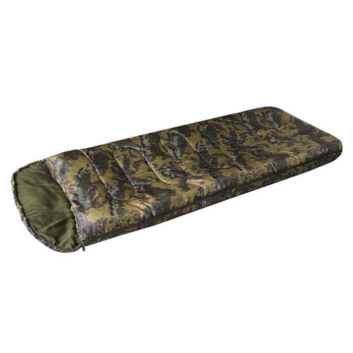 Спальный мешок PRIVAL Camp bag плюс, питон, правосторонняя молния, 220х95 см цена
