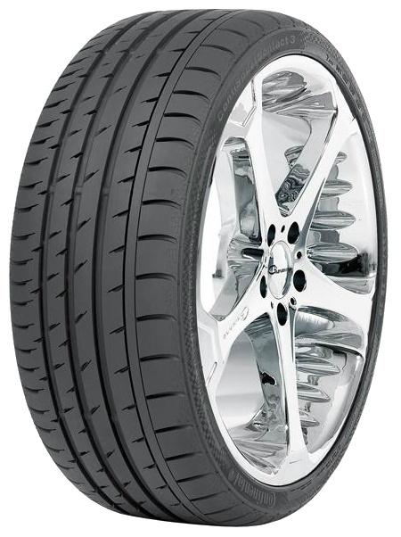 Шины для легковых автомобилей Continental Шины автомобильные летние 215/50R 17 95 (690 кг) W (до 270 км/ч)