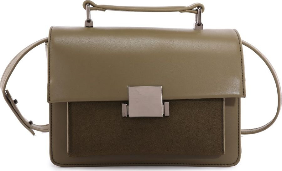 Сумка женская OrsOro, CS-963/3, зеленый сумка женская orsoro cs 952 3 белый