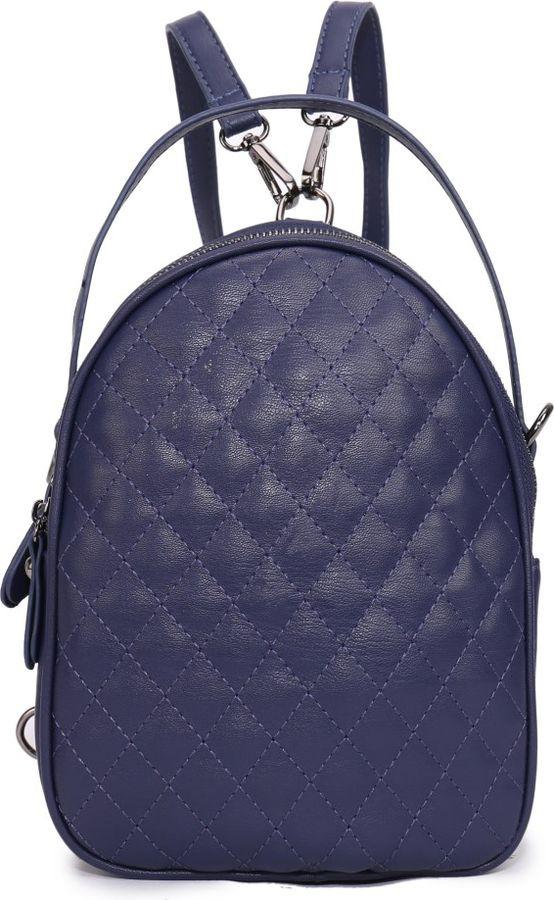 цена Рюкзак женский OrsOro, DS-9002/2, синий онлайн в 2017 году