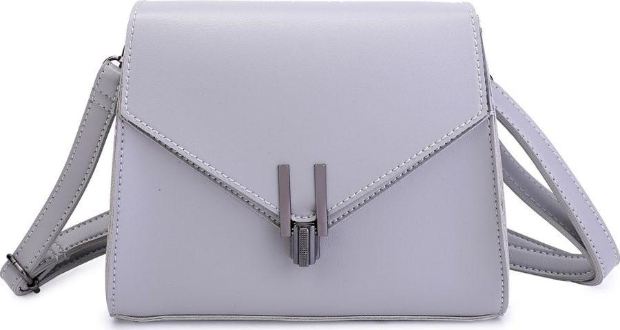 Сумка женская OrsOro, CS-953/3, светло-серый сумка женская orsoro cs 952 3 белый
