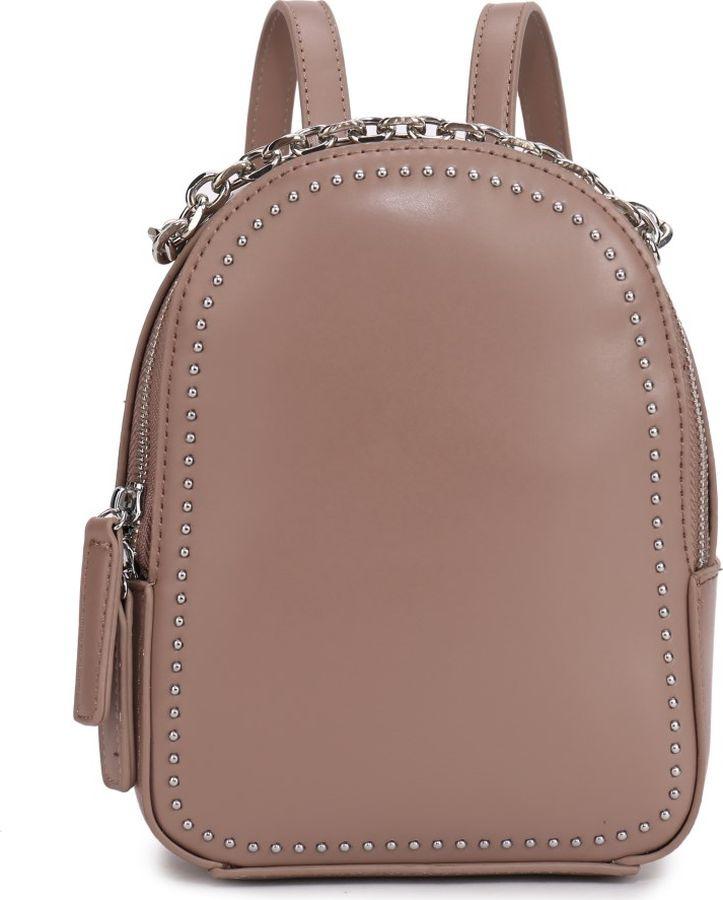 цена Рюкзак женский OrsOro, DS-998/2, коричневый онлайн в 2017 году