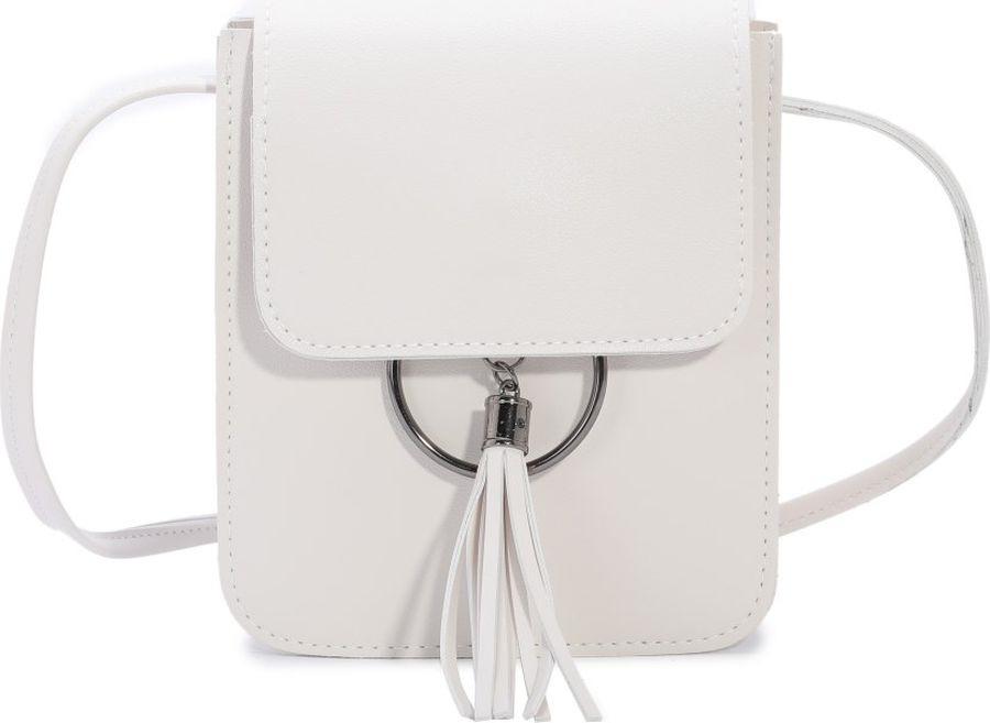 Сумка женская OrsOro, CS-949/2, белый сумка женская orsoro cs 952 3 белый
