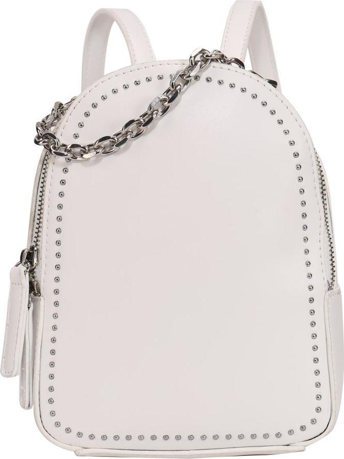 цена Рюкзак женский OrsOro, DS-998/5, белый онлайн в 2017 году