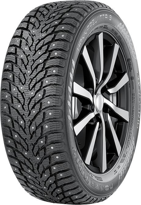 Шины для легковых автомобилей Nokian Шины автомобильные зимние 245/50R 18 100 (800 кг) T (до 190 км/ч)643852185/75 R16 Rosava LTW-301 104/102N