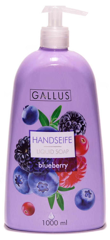 """Жидкое мыло Gallus """"Ягодный микс"""""""
