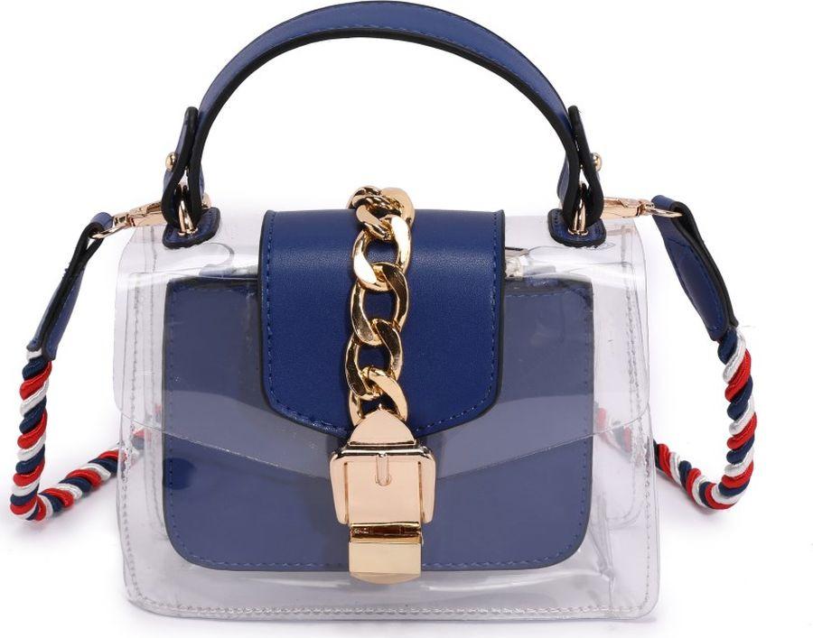 Сумка женская OrsOro, CS-974/3, синий сумка женская orsoro cs 952 3 белый