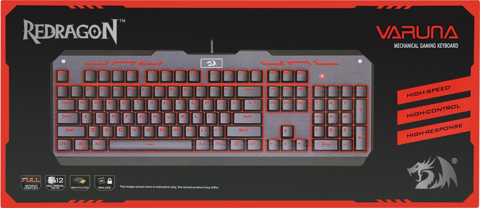 лучшая цена Игровая клавиатура Varuna RU