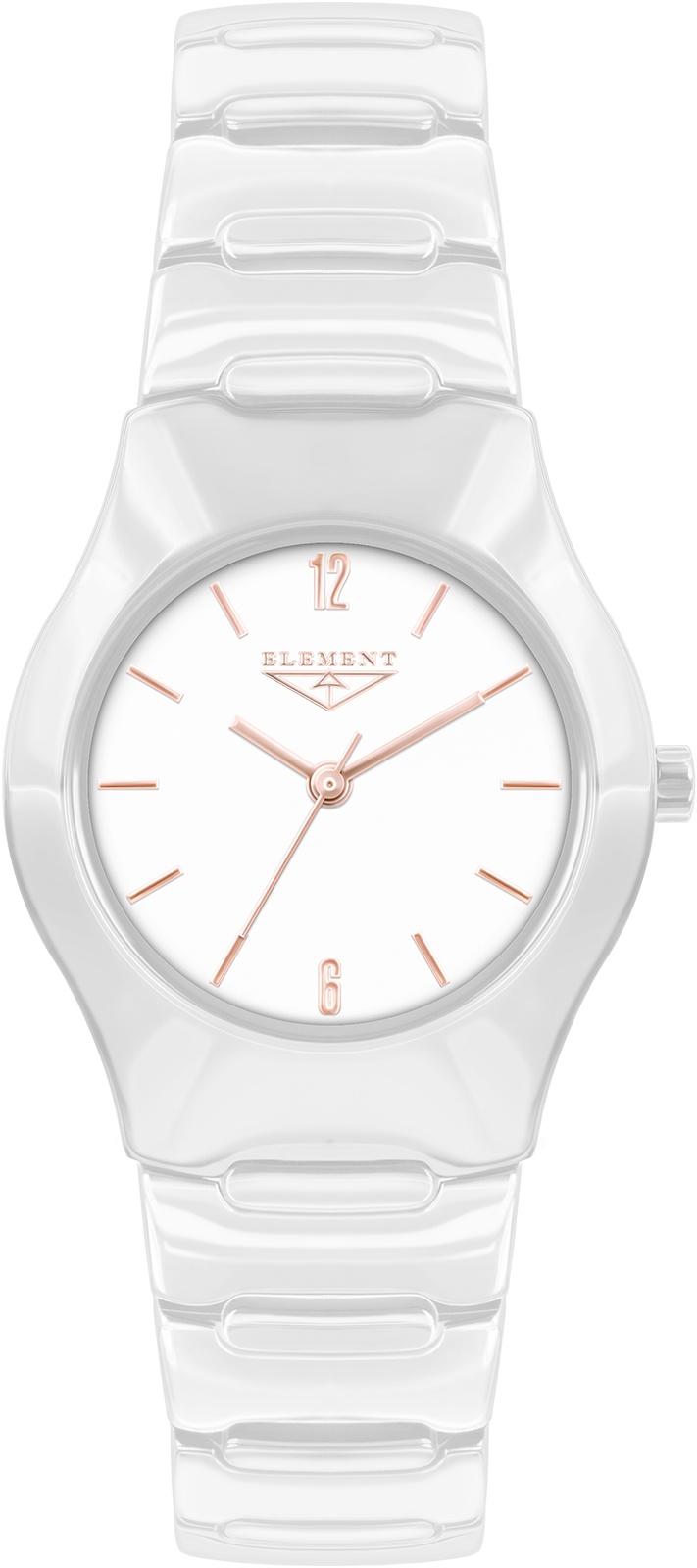Часы 33 ELEMENT 331432C, белый женские часы 33 element 331432c