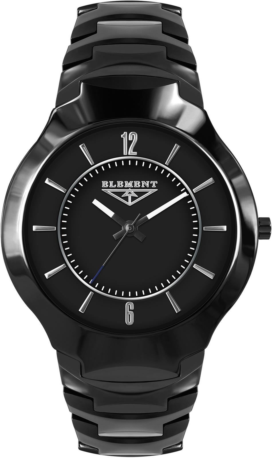 Часы 33 ELEMENT 331424C, черный 33 element 331424c 33 element