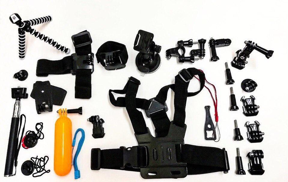 цена на Комплект фотоаксессуаров XRide XR118