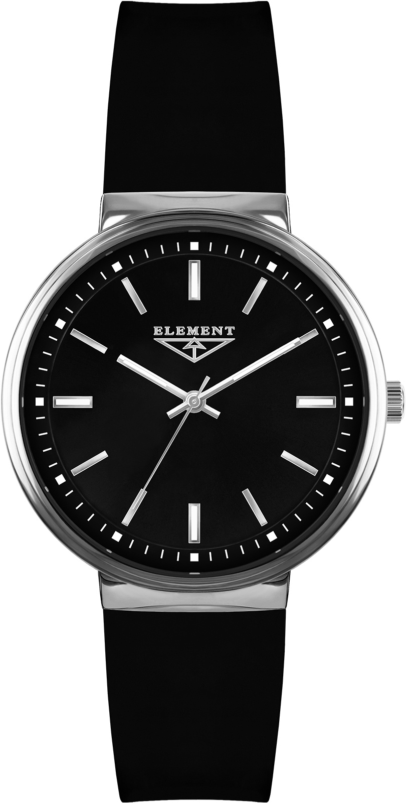 Часы 33 ELEMENT 331809, черный женские часы 33 element 331709c