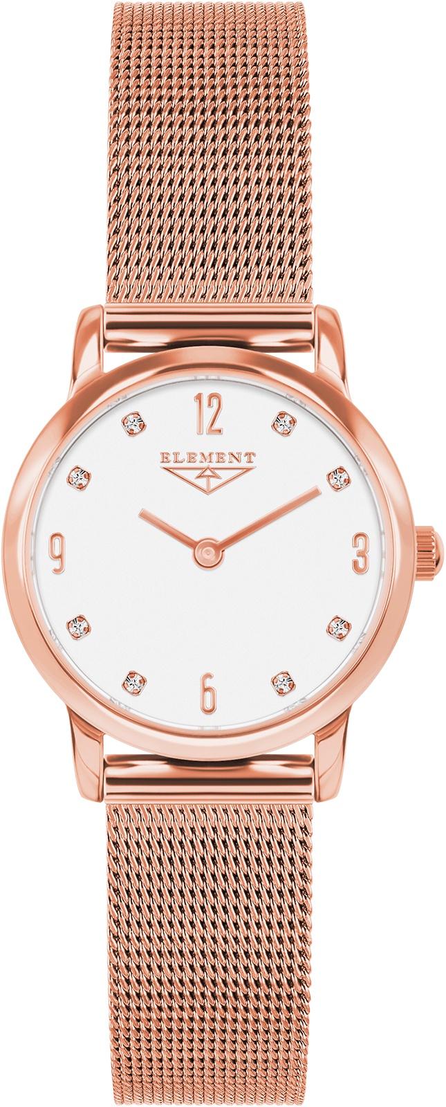 Часы 33 ELEMENT 331805, розовый женские часы 33 element 331805
