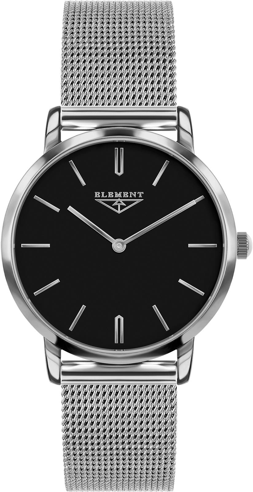 Часы 33 ELEMENT 331801, серебристый женские часы 33 element 331709c