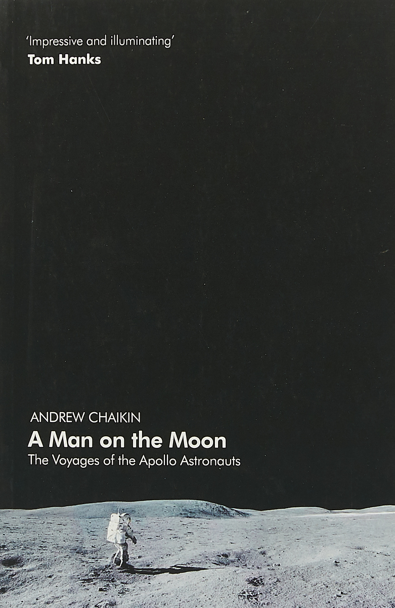 A Man on the Moon: The Voyages of the Apollo Astronauts of a fire on the moon