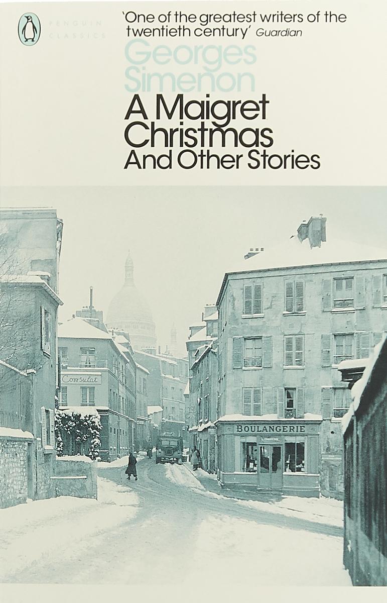A Maigret Christmas maigret is afraid