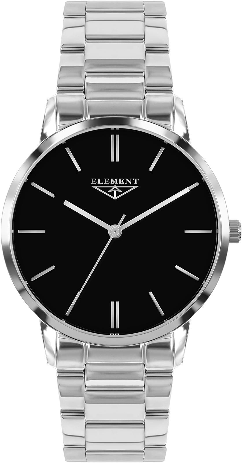 Часы 33 ELEMENT 331733, серебристый женские часы 33 element 331709c