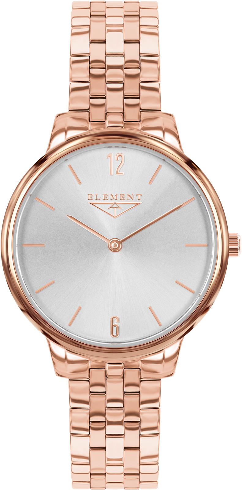 Часы 33 ELEMENT 331725, розовый женские часы 33 element 331725