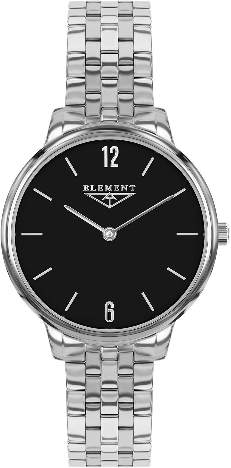Часы 33 ELEMENT 331724, серебристый женские часы 33 element 331724