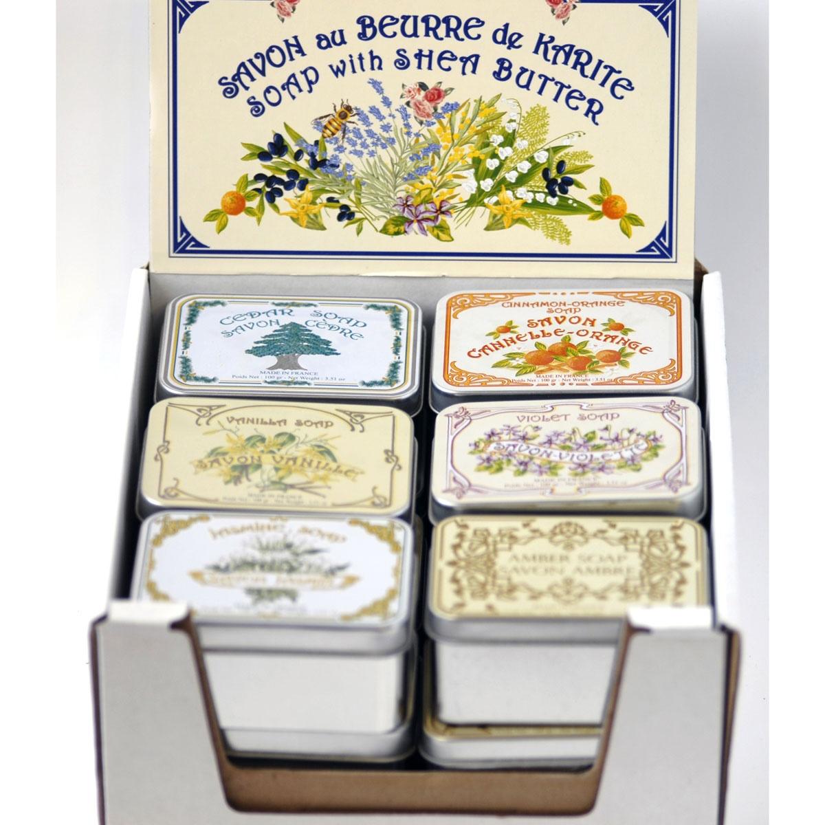 Мыло туалетное Le Blanc M9700 мыло ручной работы le blanc красные ягоды в жестяной коробочке 100 г франция