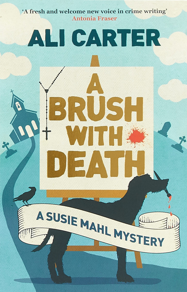 A Brush with Death: A Susie Mahl Mystery christmas at downton abbey 2 cd