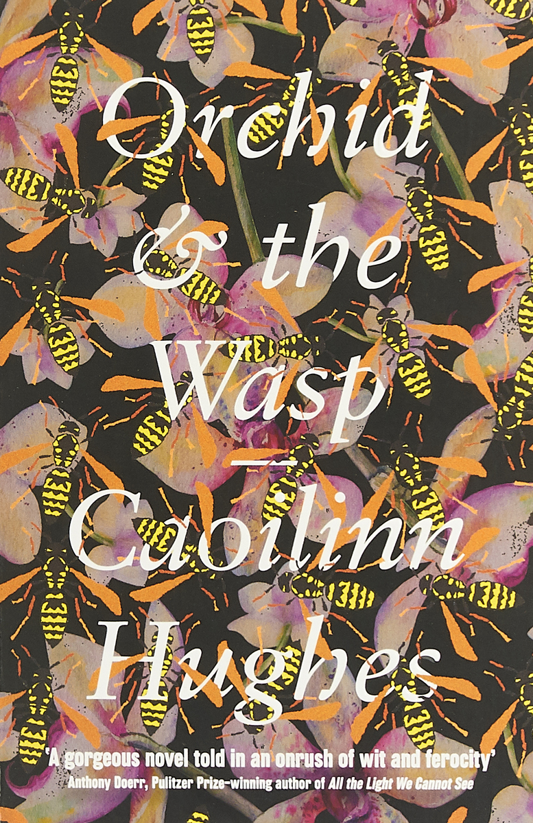 Orchid & the Wasp merle a reinikka a history of the orchid