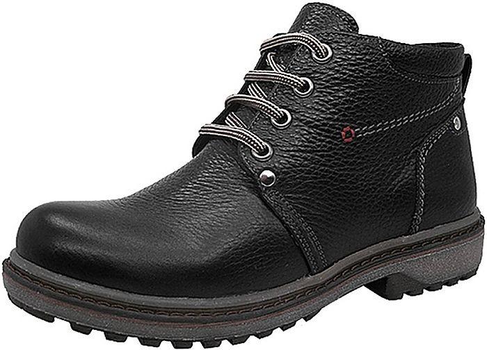 Ботинки Зебра зебра зебра ботинки для мальчика в школу черные