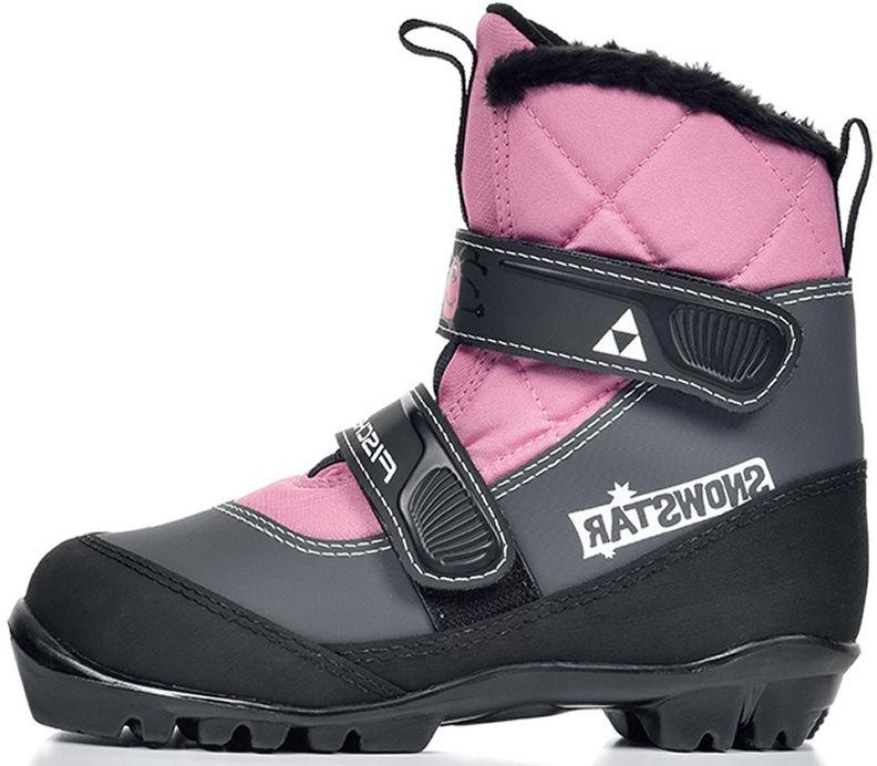 Лыжные ботинки детские Fischer
