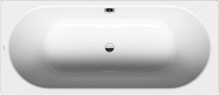 Ванна Kaldewei стальная 107, белый ножки kaldewei для ванн retroform star centro duo oval mod 128 classic mod 108 581670000000
