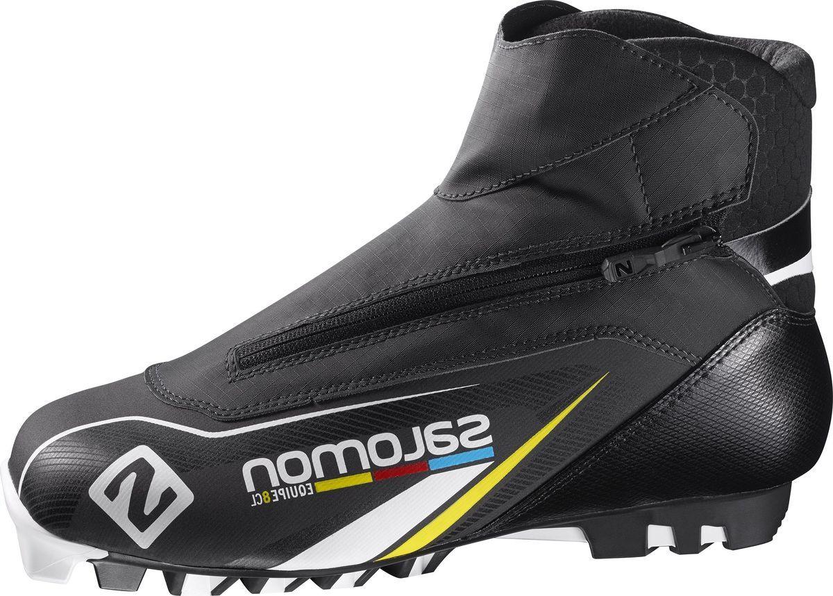 Ботинки лыжные Salomon salomon equipe 60 fw16 165 см