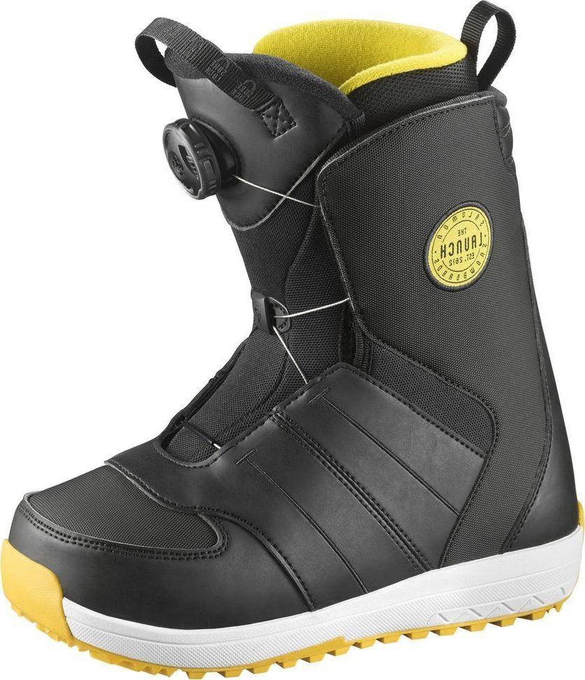 цена Ботинки для сноуборда Salomon онлайн в 2017 году