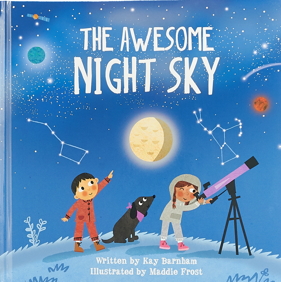 The Awesome Night Sky морган райс night of the bold
